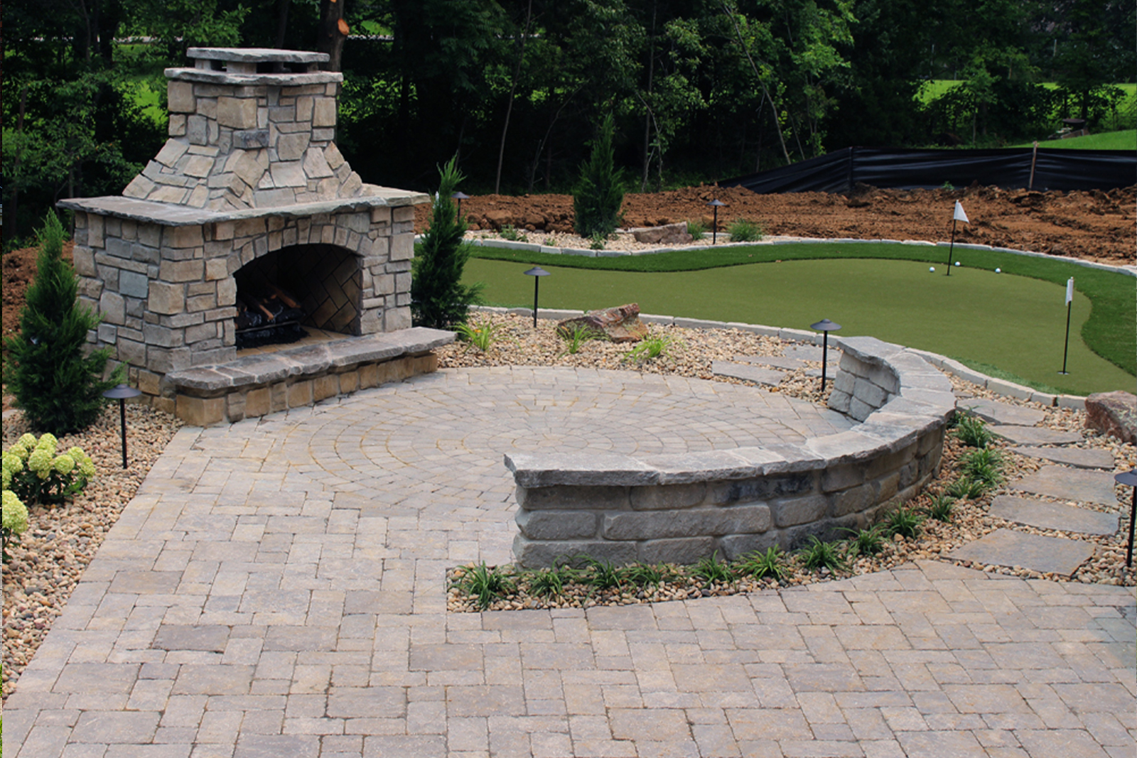 Patios And Putts