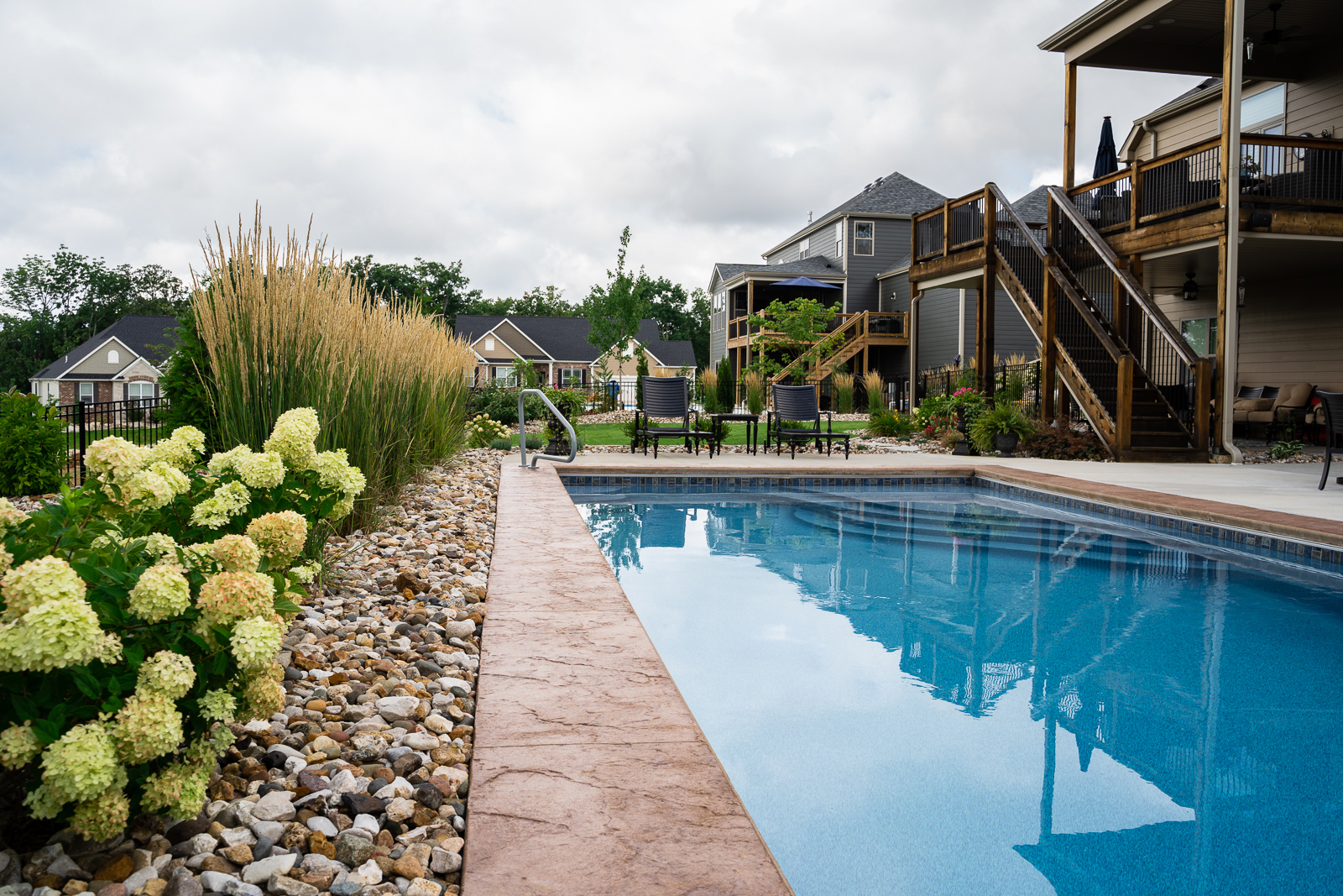 Pool And Patio Oasis